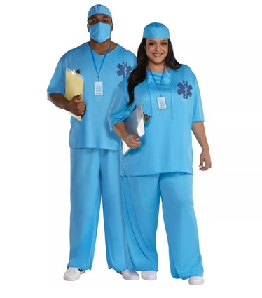Adult Doctor Halloween Costume