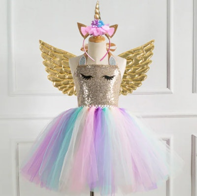 Unicorn fairy costume