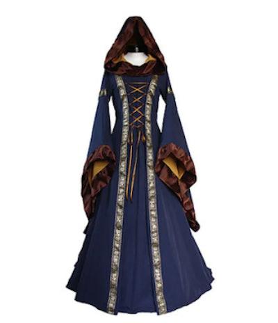 Sorceress halloween costume