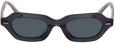 Blue Oliver Peoples Edition La CC Sunglasses