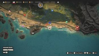 far cry 6 mythical animal location sanguinario map