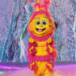 The wild card Caterpillar is introduced on 'The Masked Singer,' via FOX press site.