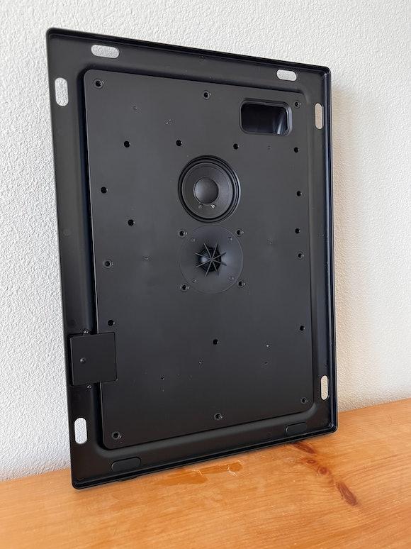 Ikea x Sonos Symfonisk Picture Frame speaker review: inside