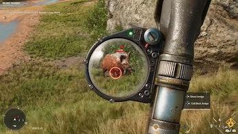 far cry 6 mythical animal location mamutito gameplay