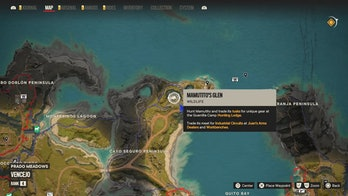 far cry 6 mythical animal location mamutito map