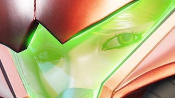 Metroid Dread Samus