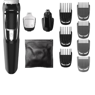 Philips Norelco Multigroom All-In-One Series Trimmer With 13 attachments