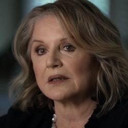 Monica Lewinsky's mom Marcia Lewis in A&E's 'The Clinton Affair'