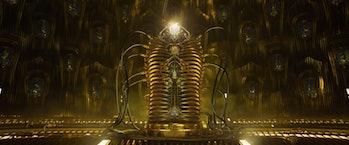 Adam Warlock Guardians of the Galaxy Vol 2