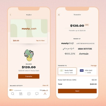 Nuuly Thrift App