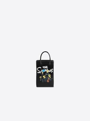 Balenciaga The Simpsons Small Shopping Bag