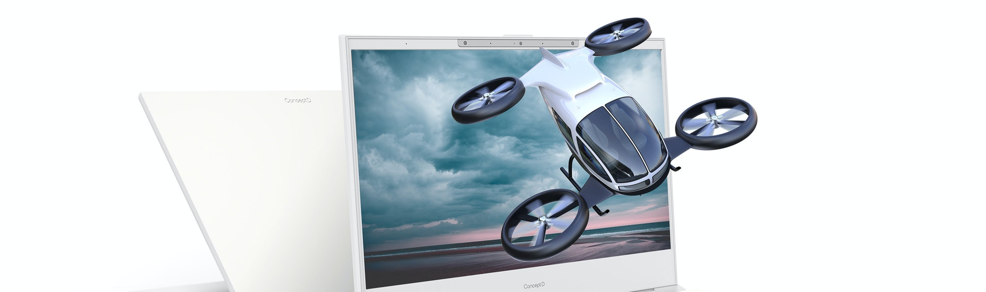 Acer ConceptD 7 3D Spatial labs edition laptop