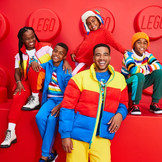 LEGO's new collection with Target features 300 pieces for the family.