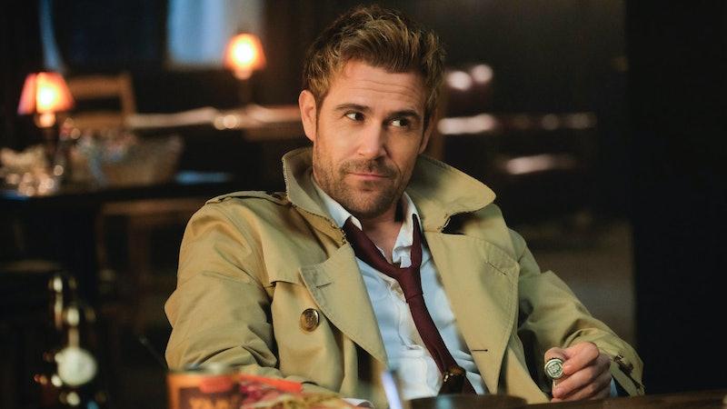 Matt Ryan in DC's 'Legends of Tomorrow'