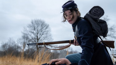 Hailee Steinfeld as Emily Dickinson in 'Dickinson' Season 3