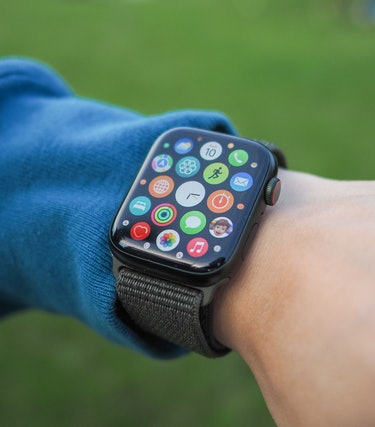Apple Watch Series 7 review: Larger display on 45mm green aluminum model
