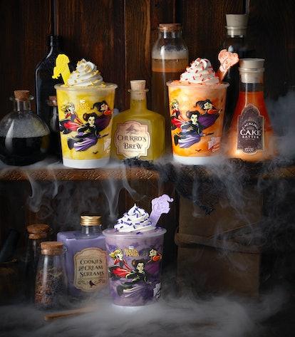 Carvels 'Hocus Pocus' Halloween milkshakes are so cute it's scary.
