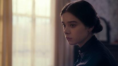 Hailee Steinfeld in 'Dickinson' Season 3