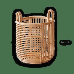 Java Rattan Basket