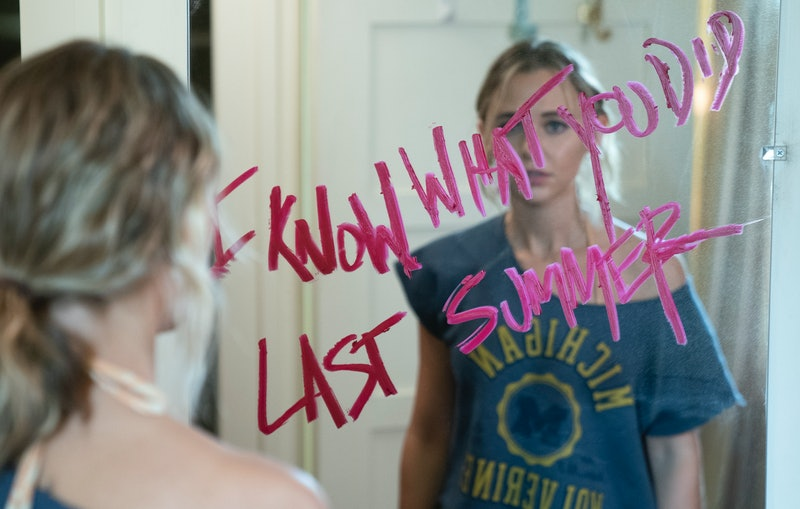 Madison Iseman as Lennon in 'I Know What You Did Last Summer'