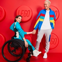 LEGO and Target's collaboration will come out in December.