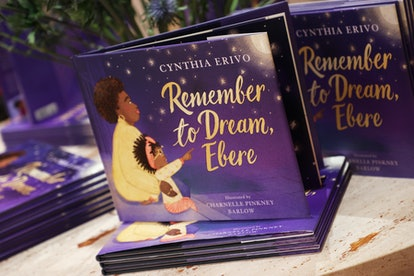 The cover of Cynthia Erivo's Book Remember to Dream Ebere