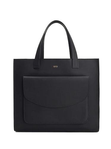 Kintu New York's black tote bag.