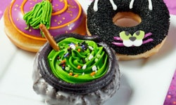 Krispy Kreme has debuted its new Halloween doughnuts for 2021.