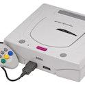 A photo of the Sega Saturn