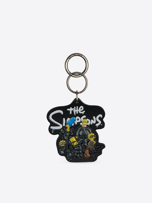 Balenciaga The Simpsons Keychain