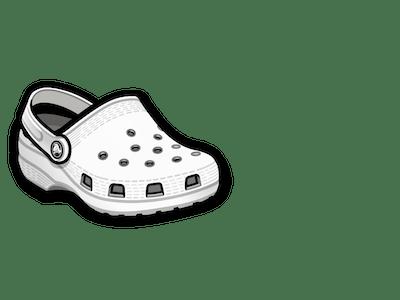 Crocs x Bitmoji