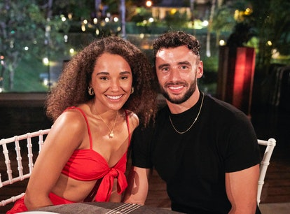 In Pieper James' 'Bachelor Happy Hour' interview about Brendan Morais, she admitted that they are st...