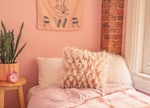 The launch of Forever21's new home store on Oct. 13 means you can purchase plenty of throw pillows, ...
