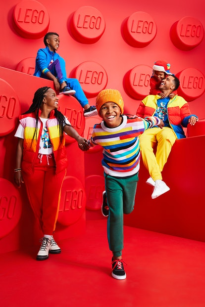 The LEGO Collection is debuting exclusively in Target stores in December.