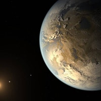 To find out what an exoplanet is made of, look to its star