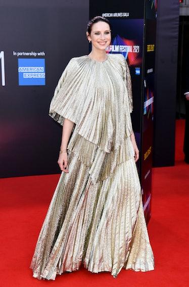 """Caitriona Balfe در آن شرکت می کند """"بلفاست"""" اولین نمایش اروپایی"""