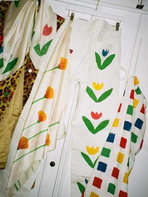 Birthday Girl Shop tulip pants