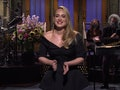 Adele appearing on 'SNL' in October 2020.