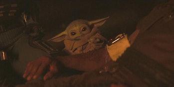 Baby Yoda Force Dyad Anakin Skywalker theory