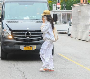 Bella Hadid NYC