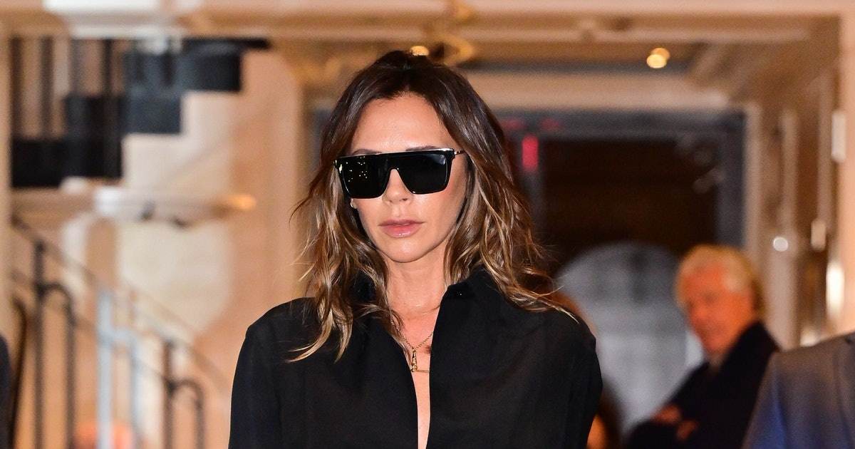 Victoria Beckham's NYC Wardrobe Was A Masterclass In Chic City Dressing