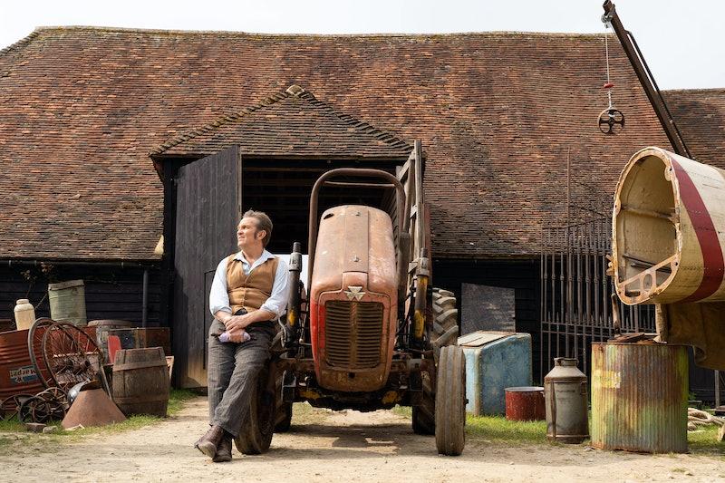 Bradley Walsh on ITV's The Larkins