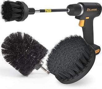 Holikme Drill Brush Scrubber (4-Pack)