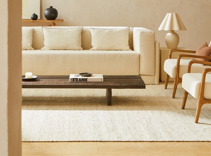 Zara's new home collection includes furniture, mirrors, and bedding you can shop.
