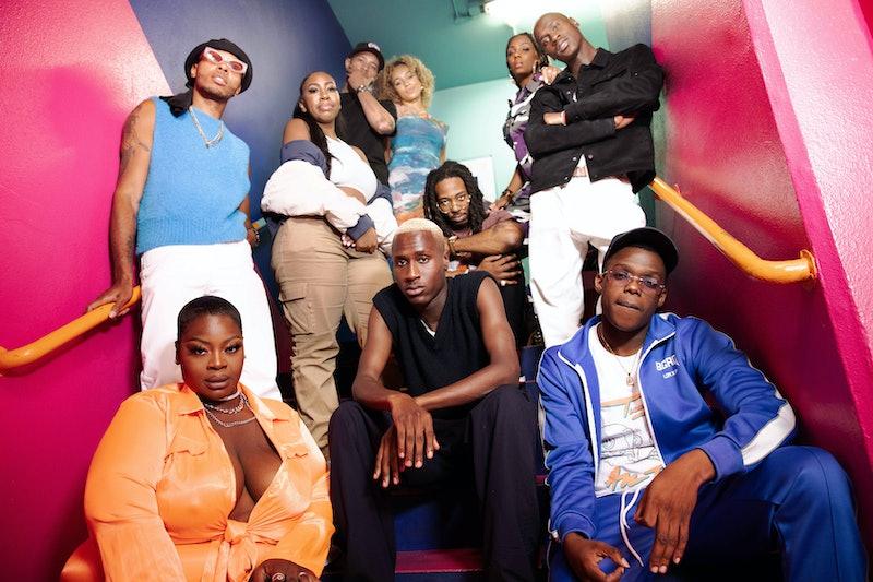 The cast of 'Peckham's Finest'