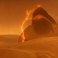 Dune's sandworms explained: A spoiler-free guide to Shai-Hulud