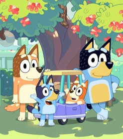 There is a wild new theory about 'Bluey' on TikTok.