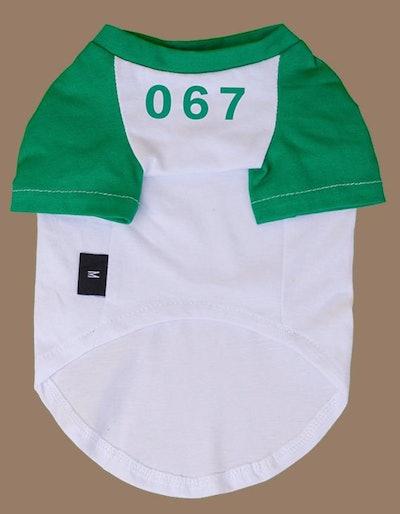 Squid Game Clothing Set: T-Shirt