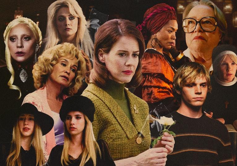 All ten seasons of American Horror Story ranked