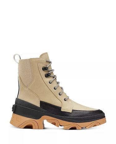 Brex Weatherproof Lace Up Boots Sorel